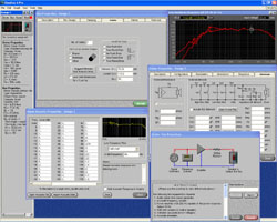 Программа расчета акустики BassBox 6 Pro